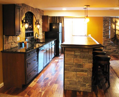 Basements By Deming Remodeling