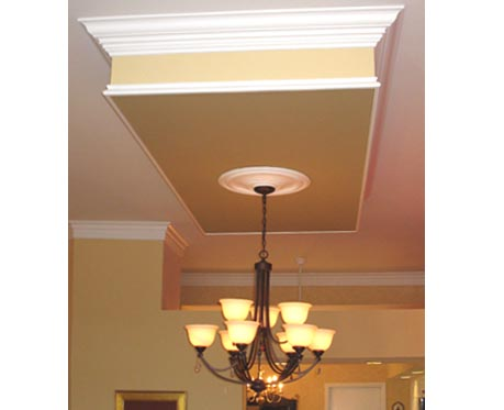 Commercial work by deming remodeling dining room trim aloadofball Images