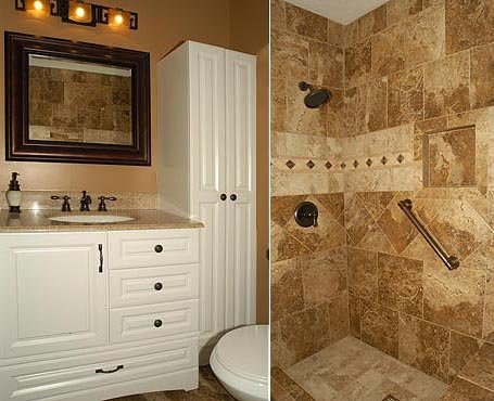 Bathroom Remodel Photo Gallery bathrooms remodeled - insurserviceonline