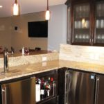 basement-glass-cabinet-fridge
