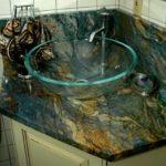 bathroom-sink-glass