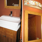 bathroom-tiffany-lamp