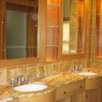 bathroom-wood-mirrors