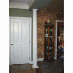 column-door