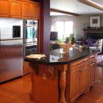 kitchen-brown-black-top