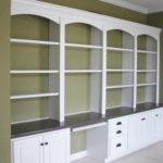 trim-white-shelves-taupewall