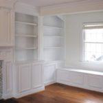 white-shelves-bench