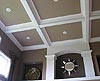 wall-to-ceiling trim
