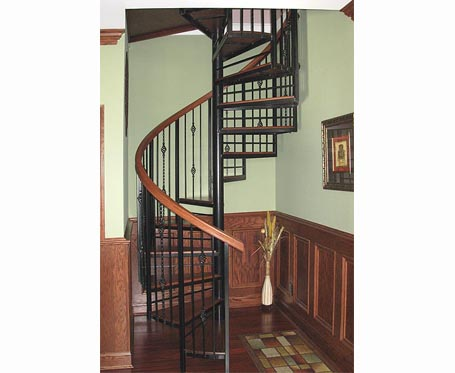 staircase winding