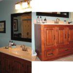 bathroom-dark-tan-cabinets