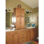 bathroom-wood-cabinets