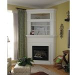 corner-fireplace-white