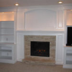 fireplace-white-shelves