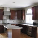 kitchen-brown-whitetop