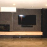 tv-fireplace-shelf