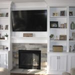 white-book-case-fireplace