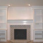 white-fireplace-bookshelf