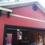 red-garage
