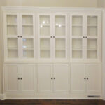 white-cabinet-wall
