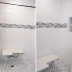 white-shower